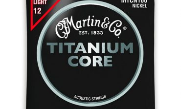 Martin Titanium Core Light 12 MTCN 160 - test