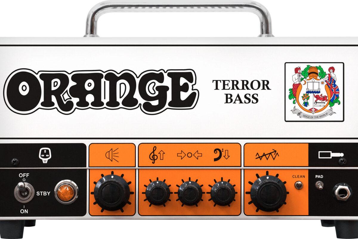 Orange Terror Bass nagrodzony na Musikmesse 2019
