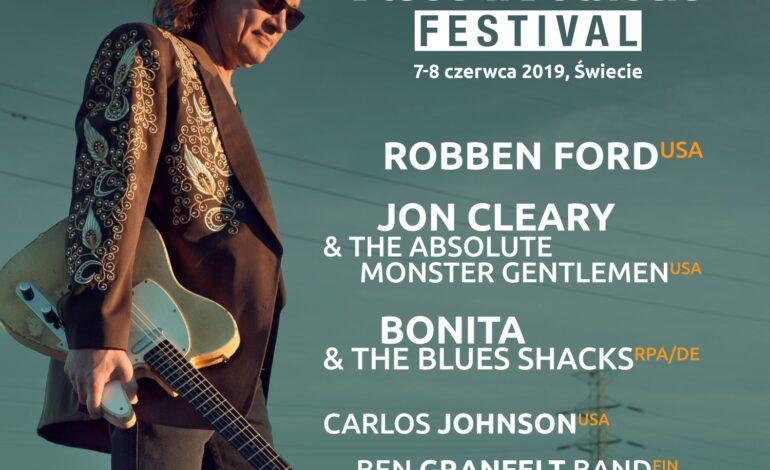 Tu rządzi Blues! 9. edycja Blues na Świecie Festival