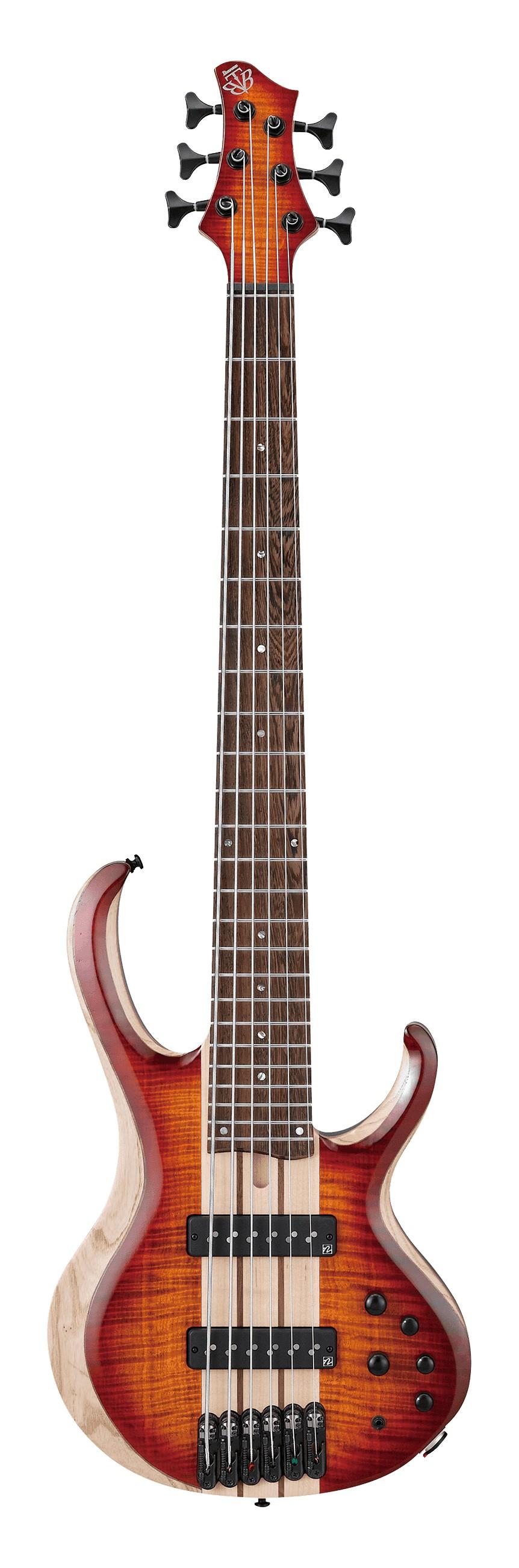 Gitara basowa Ibanez BTB20TH6