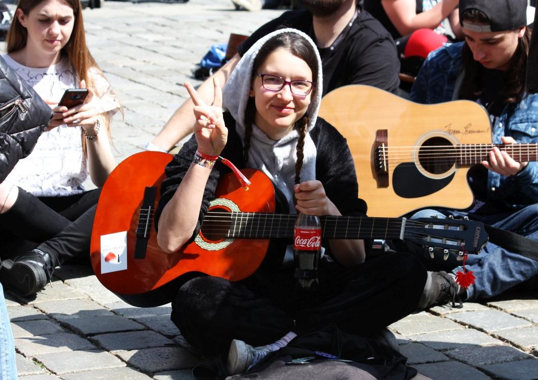 Gitarowy Rekord Guinnessa 2019