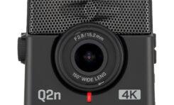 Zoom Q2n-4K - Nowa kamera dla muzyków