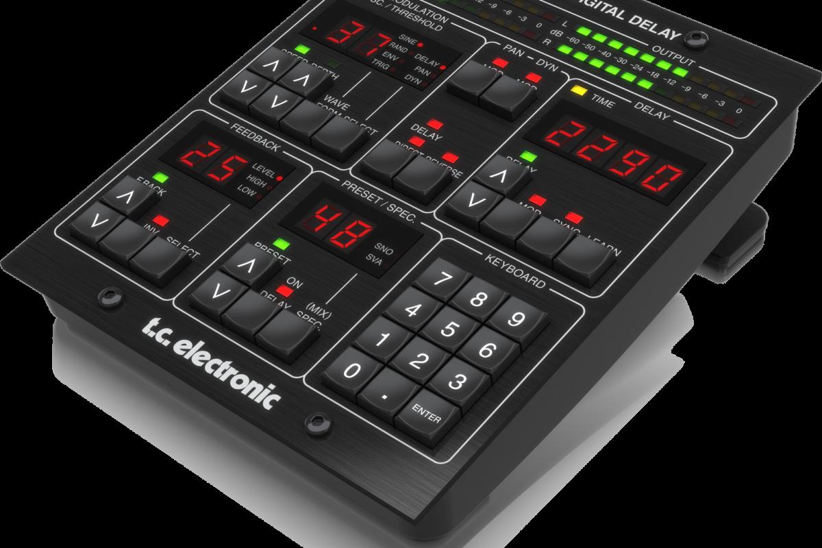 Nowe presety dla TC Electronic TC2290-DT