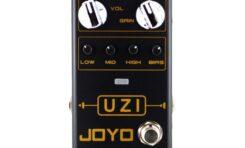 JOYO R-03 UZI - Heavymetalowy przester
