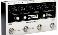 Mooer Preamp Live - test