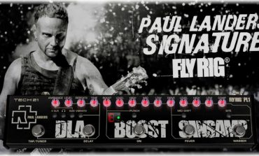 Tech 21 Paul Landers Fly Rig