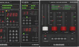 Nowa rodzina wtyczek TC Electronic już w komplecie