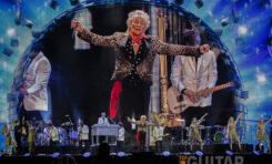 """""""Stay forever young, my friends!"""" - Rod Stewart powrócił do Krakowa!"""