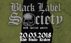 Black Label Society w Krakowie