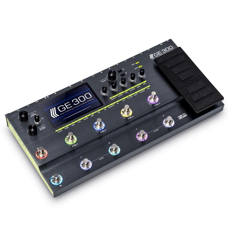 Mooer GE 300 Amp Modeler / Multi-Efekt
