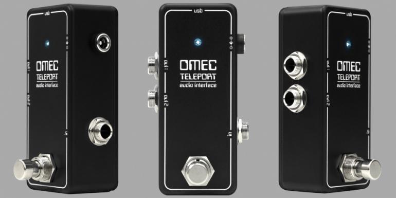OMEC Teleport – Idealne połączenie do Pedal Baby 100
