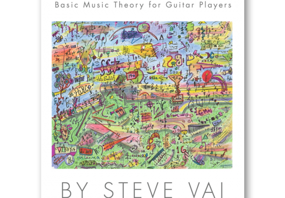 Steve Vai / Vaideology. Basic Music Theory For Guitar Players