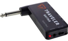 Traveler Guitar Headphone Amp TGA-1E i TGA-1A