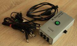 Dr Amp: Voltage doubler