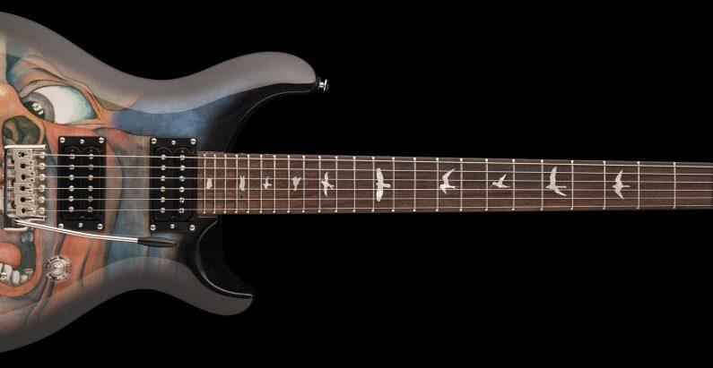 PRS SE Schizoid, SE Santana Singlecut Trem i SE Paul's Guitar