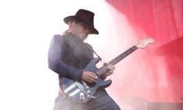 Kenny Wayne Shepherd zagrał na Suwałki Blues Festival 2019