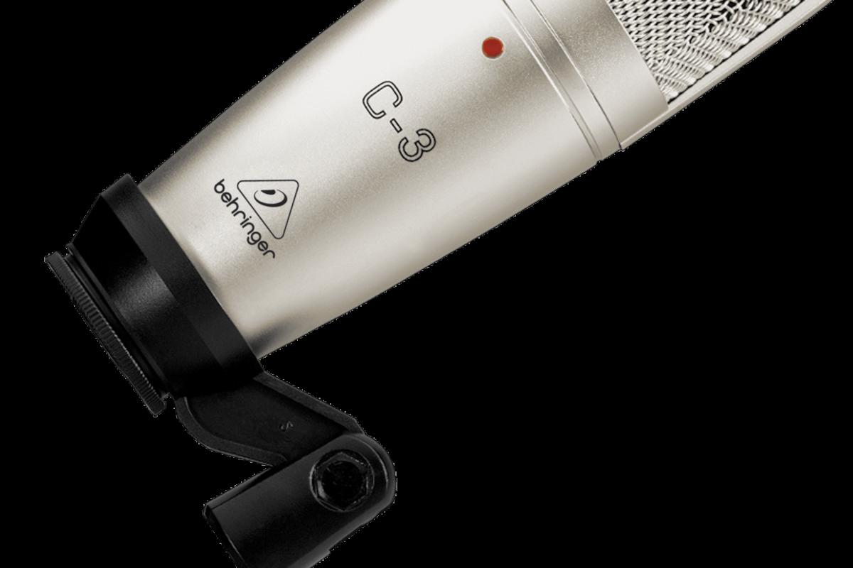 Studyjne wyzwania Riffu: Wielkomembranowe mikrofony pojemnościowe
