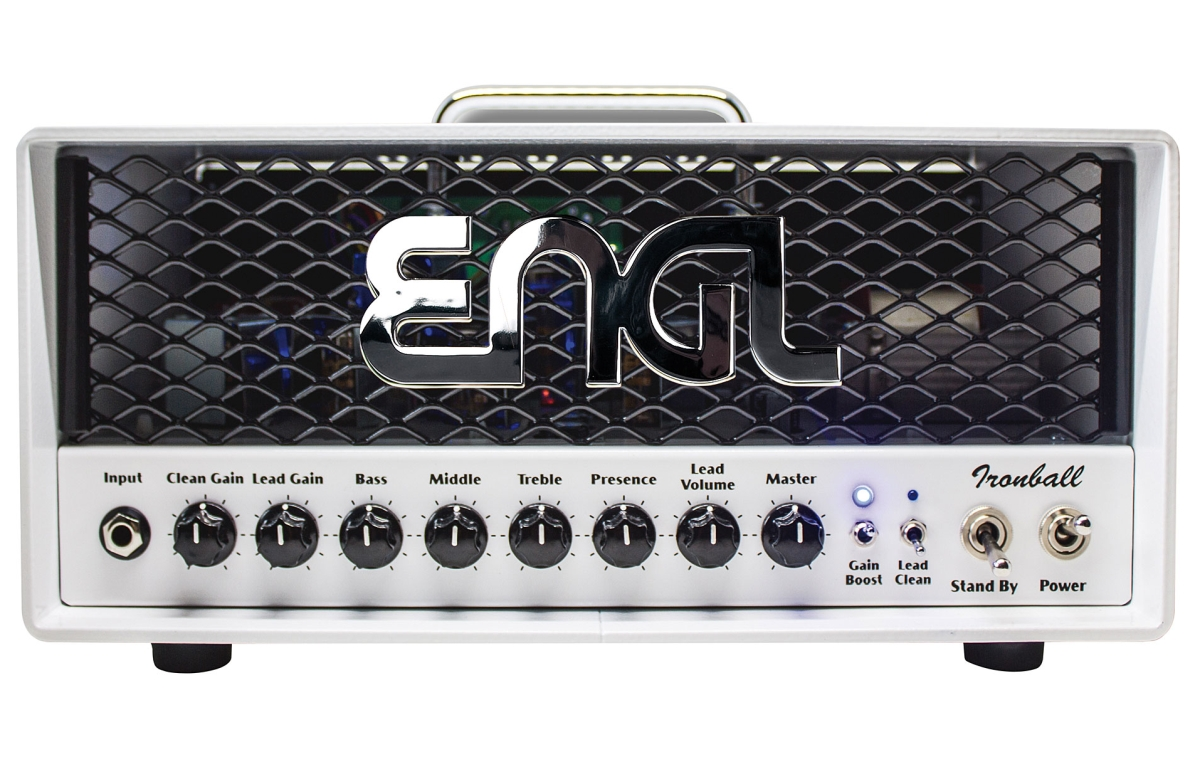 Engl Ironball White Edition
