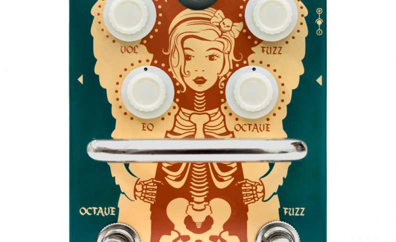 Gitarowy fuzz Orange Amplification Fur Coat