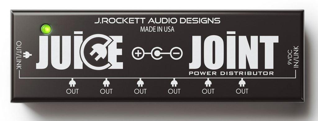 Profesjonalny redystrybutor zasilania, J.Rockett Audio Designs Juice Joint