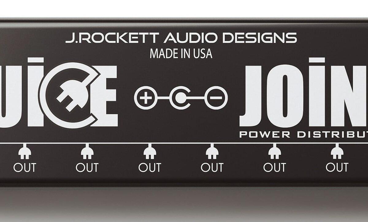 J.Rockett Audio Designs Juice Joint oraz zestaw Juice Joint Bundle