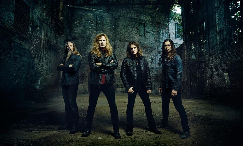 Zremasterowane wydania płyt Megadeth