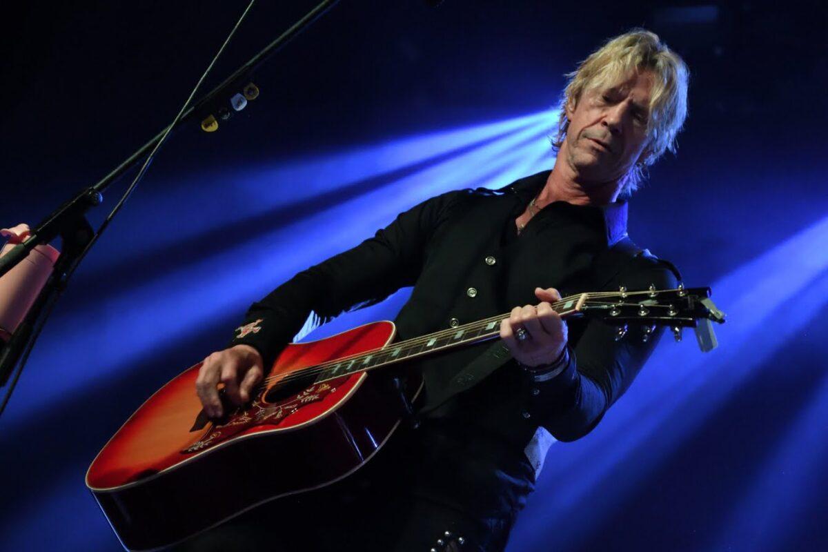 Duff McKagan w Warszawie – fotorelacja