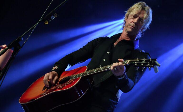 Duff McKagan w Warszawie - fotorelacja