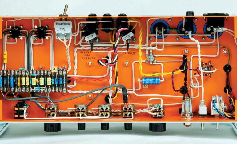 Historia firmy Orange Amplifiers dostępna online