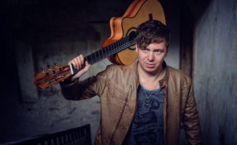 Gitarzysta Thomas Zwijsen wystąpi na Warsaw Fingerstyle Festival w Warszawie