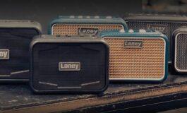 Miniaturowe comba gitarowe marki Laney