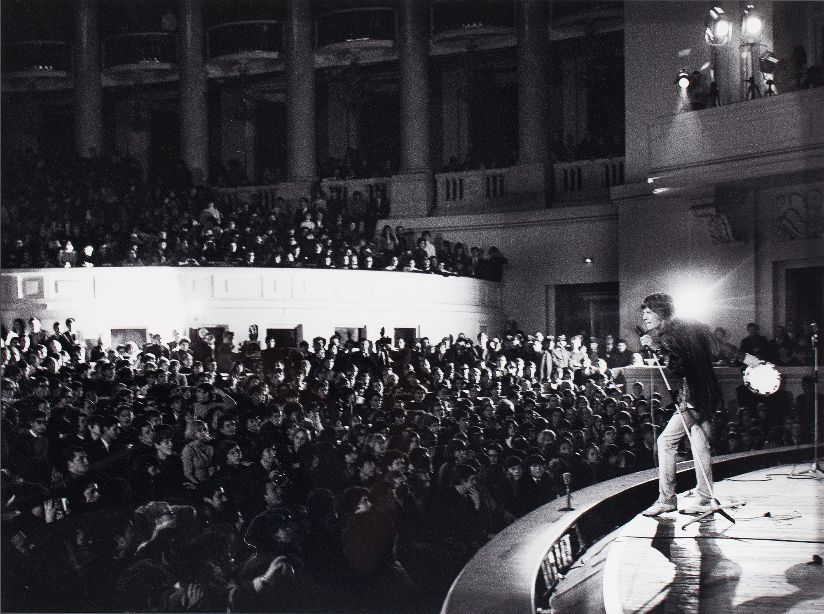 Pierwsza w Polsce aukcja Rock'n'roll!