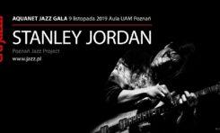 Stanley Jordan realizuje w Poznaniu niezwykły projekt
