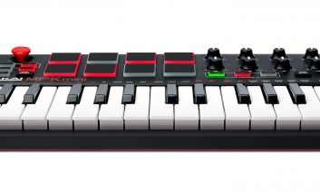 Promocja klawiatur sterujących Akai MPK Mini