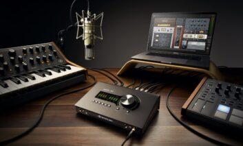 Universal Audio Apollo X4 oraz Apollo Twin X