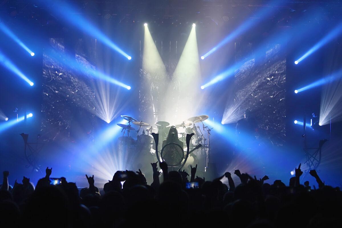 Fotorelacja z koncertu Behemoth w warszawskiej Progresji