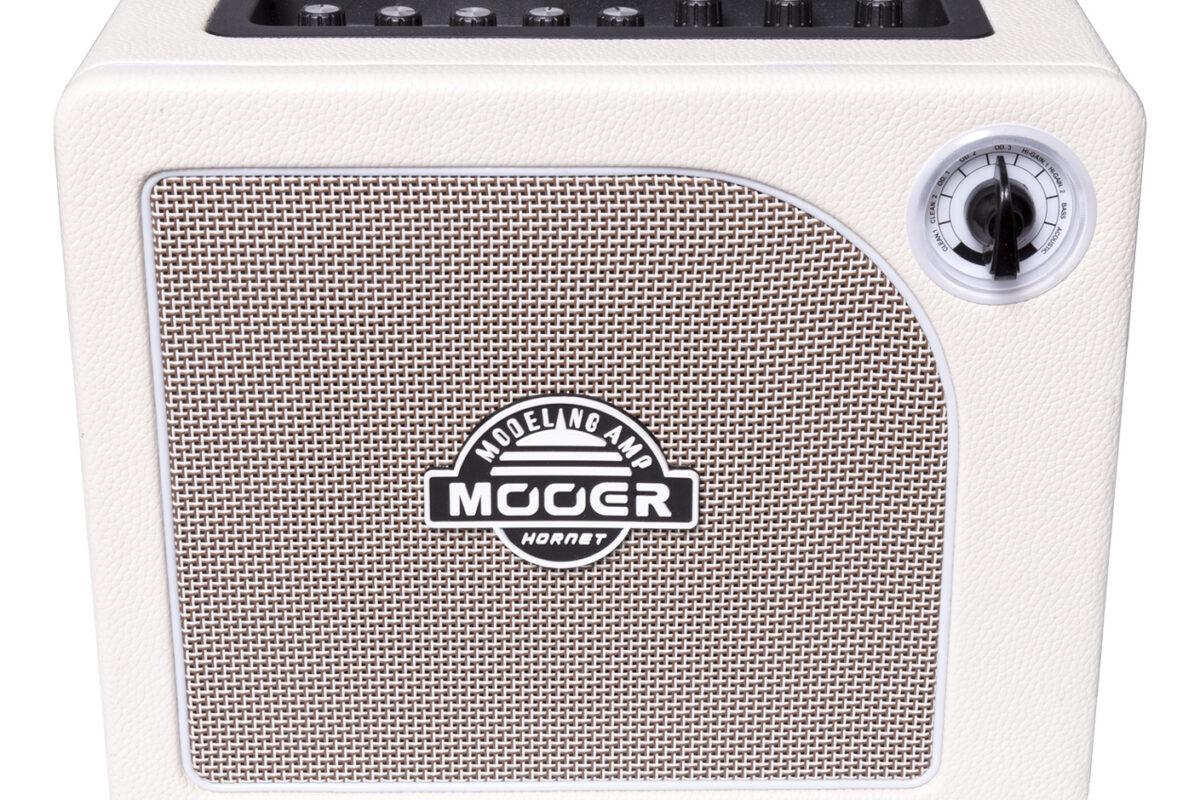 Mooer Audio Hornet White – cyfrowe combo modellingowe