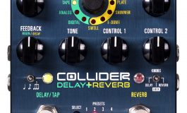 Source Audio One Series Collider Stereo Delay+Reverb