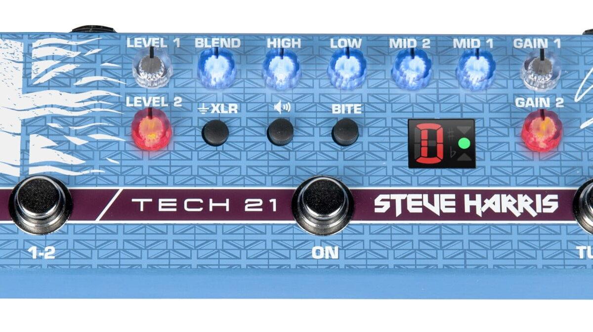 Tech 21 Steve Harris SH1