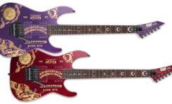 ESP/LTD Kirk Hammett Ouija Sparkle