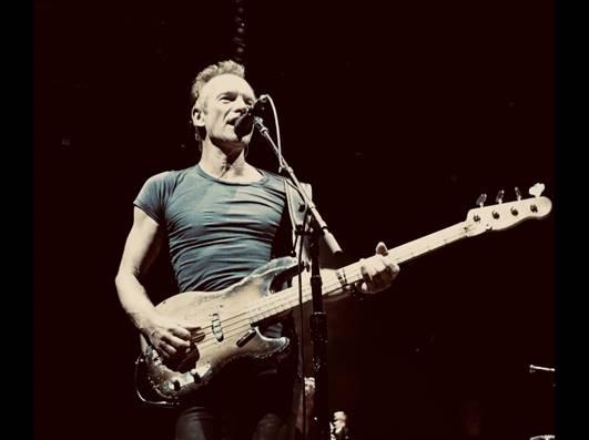 Wielki koncert Stinga coraz bliżej