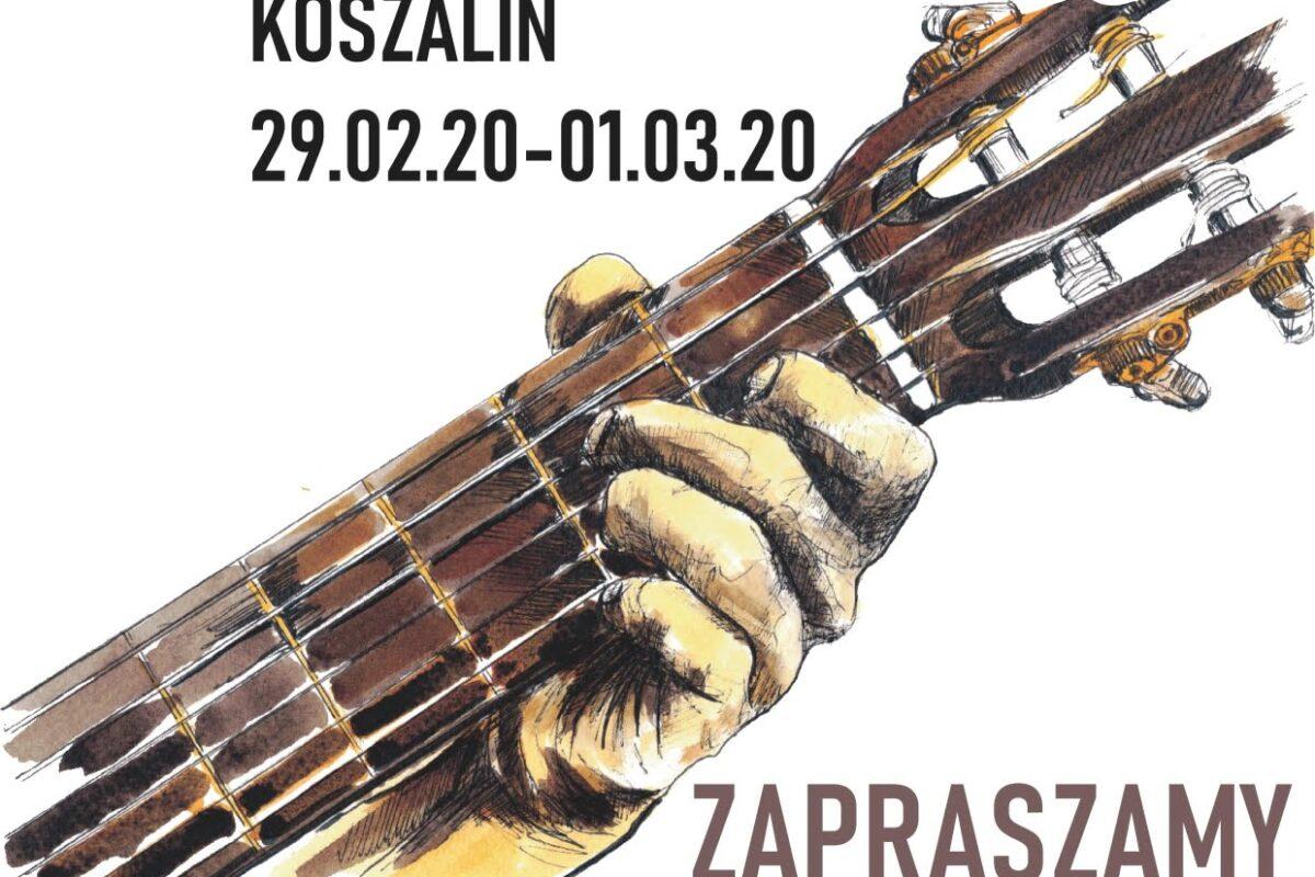 """VIII Ogólnopolski Konkurs Gitarowy """"Hity na gitarze"""""""