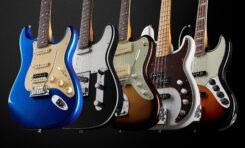Fender American Ultra – nowa seria gitar i basów