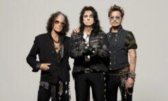 Alice Cooper, Joe Perry i Johnny Depp w Dolinie Charlotty