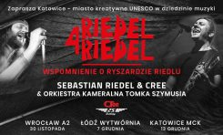 Riedel 4 Riedel - międzypokoleniowa muzyczna podróż