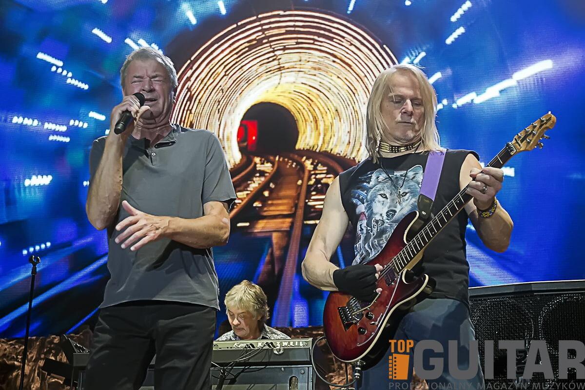 Deep Purple w Krakowie – czyli pożegnań ciąg dalszy.