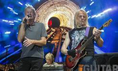 Deep Purple w Krakowie - czyli pożegnań ciąg dalszy.