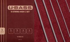 Nowe struny KALA U-Bass dla 4 i 5 strunowych basów