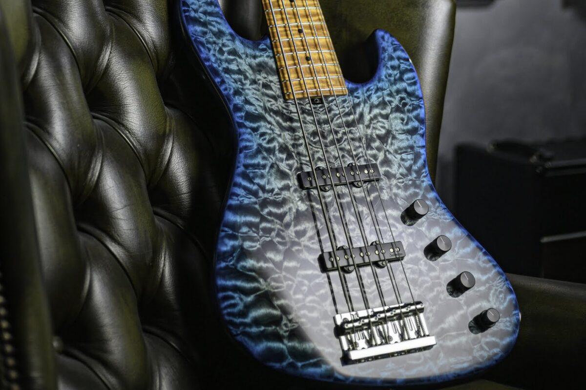Warwick GmbH z licencją wyłączności na Sadowsky Guitars Ltd.