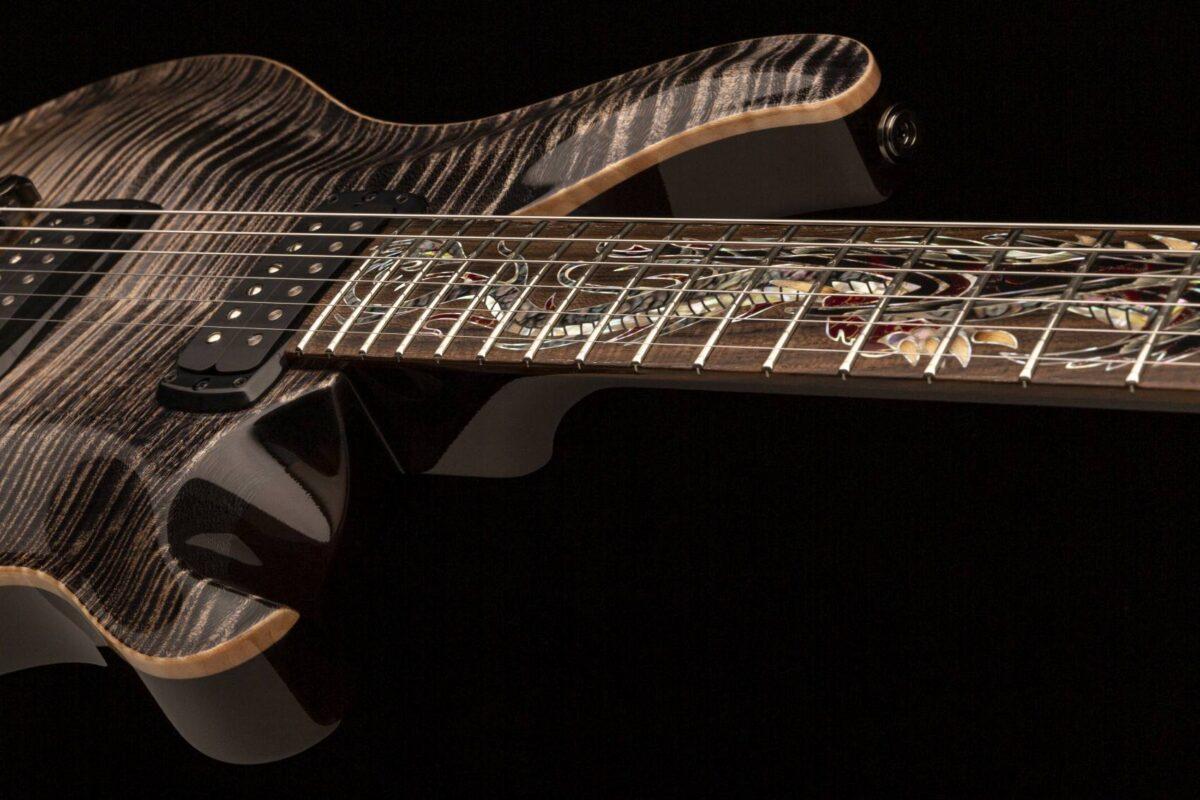 PRS Guitars 35th Anniversary Dragon